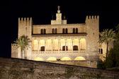 La Almudaina Palacio Real Palace in Palma de Mallorca — Stock Photo