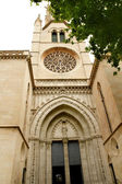 Church of Santa Eulalia Majorca in Palma de Mallorca — Stock Photo