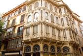 Majorca Placa Plaza Marques de Palmer — Stock Photo