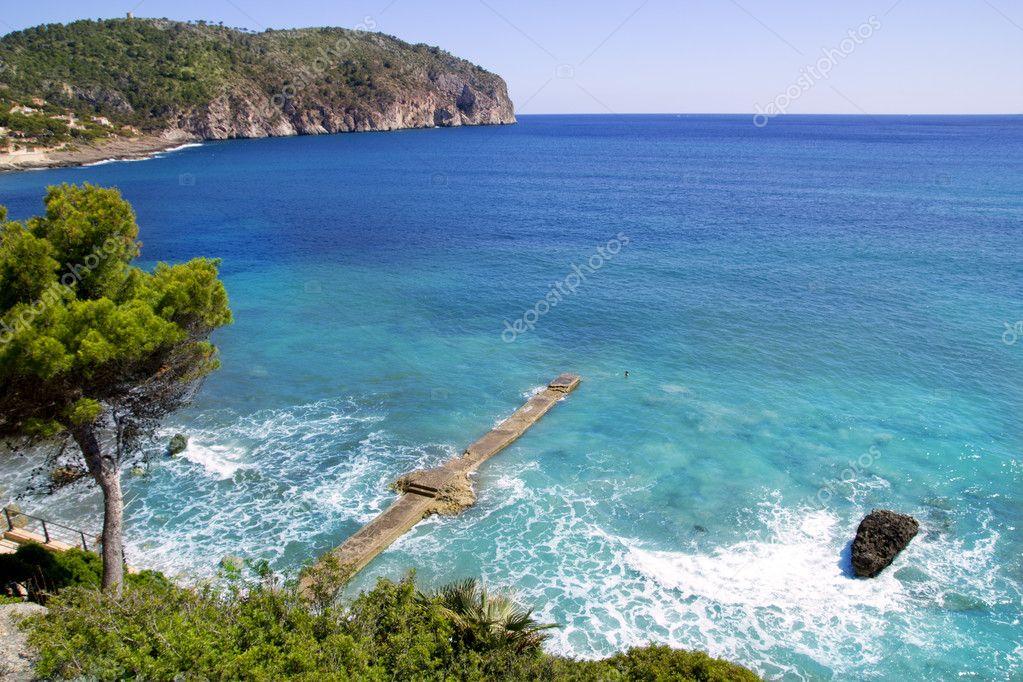 Andratx camp de mar en mallorca islas baleares foto - Mallorca islas baleares ...