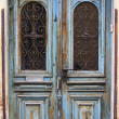 Stock Photo: Decoratively old door