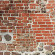 Stock Photo: Decoratively wall
