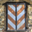 Stock Photo: Old decoratively window