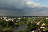 Vilnius- panorama — Stock Photo