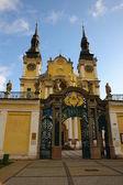 Swieta Lipka- sanctuary — Stock Photo