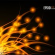 Abstract beautiful background - Stockvectorbeeld