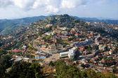 Village Kohima, state of Nagaland,India — Stock Photo