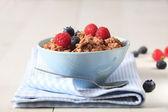 здоровый завтрак — Стоковое фото