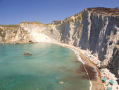 Ponza Beach - Chiaia di Luna — Stock Photo
