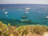 Bay at Ponza — Stock Photo