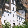 Ostrog orthodox monastery, Montenegro - Stock Photo