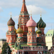 The Cathedral of Saint Basil — Stock Photo