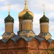 The russian orthodoxy church, Moscow, Russia — Stock Photo