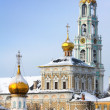 Stock Photo: Russiorthodoxy church