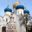 Russian orthodoxy church — Stock Photo