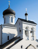 Russian orthodoxy church — 图库照片