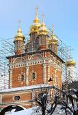 Russian orthodoxy church — Stock Photo