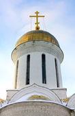 ロシア正教教会の鐘楼 — ストック写真