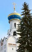 русской православной церкви — Стоковое фото
