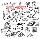 Terug naar school — Stockvector