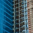 Stock Photo: High rise building construction