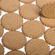 Many biscuits - Stock Photo