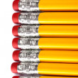 Yellow pencils — Stock Photo #6034161