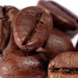 Roasted beans of coffee — Stock Photo #6035516