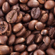Roasted beans of coffee — Stock Photo