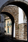 Historical street — Stock Photo
