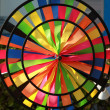 Colorful pinwheel - Foto Stock