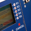 Ticket vending — Stock Photo
