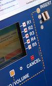 Ticket vending — Stock Photo