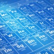 Element table - Stock Photo