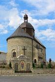 Old christian church in Carpathians — Stock Photo