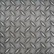 Diamond Plate Texture — Stock Photo