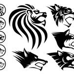 Wild Beast Symbol — Stock Photo #6686854