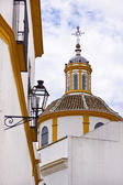 Church in Sevilla. — Stock Photo