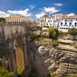 Panoramic view of Ronda, Andalusia, Spain — Stock Photo #5848259