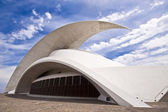 Tenerife Auditorium opera by Santiago Calatrava — Stock Photo