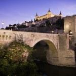 Cityscape of Toledo — Stock Photo #5907508