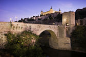 Cityscape of Toledo — Stock Photo