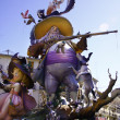 Fallas 2011, Valencia, Spain - Stock Photo