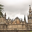Cathedral. Sevilla. Spain. - Stock Photo