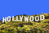 Hollywood — Foto de Stock