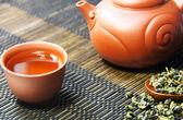 Set da tè cinese — Foto Stock