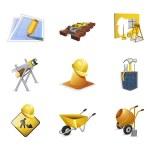 建筑工具 2 — 图库矢量图片