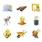 Building tools 2 — Stock Vector