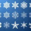 Snowflakes — Stock Vector #5694546