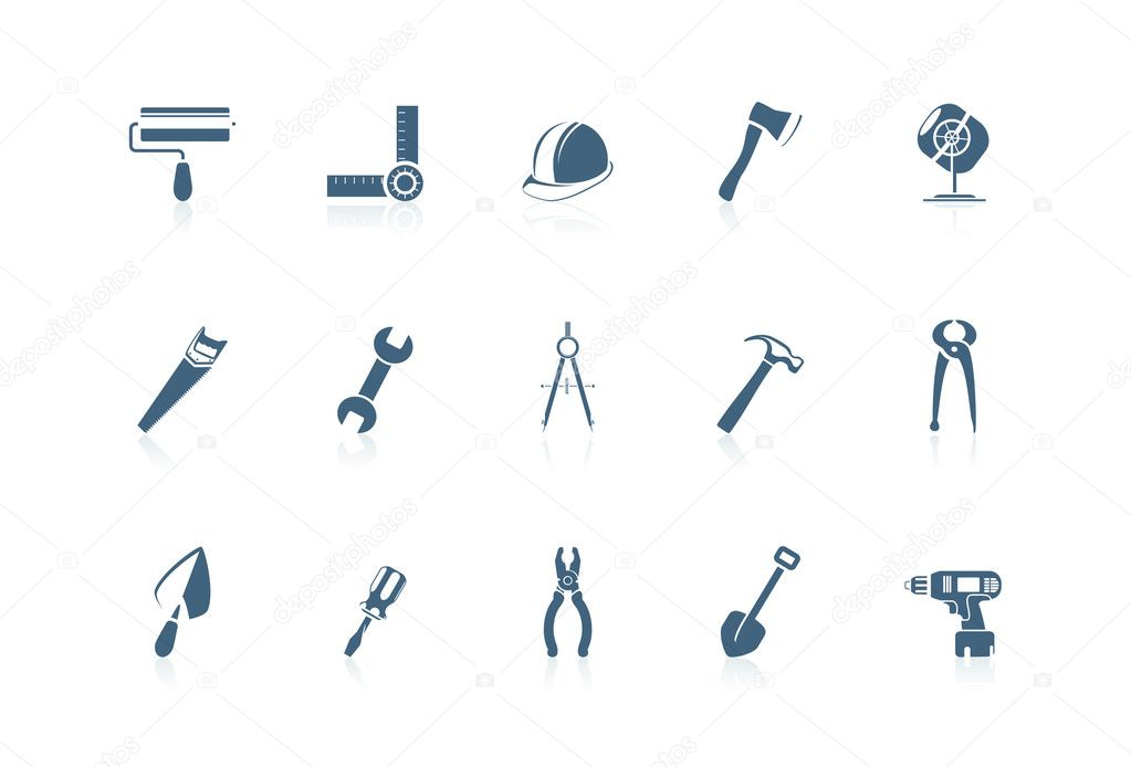 Building tools | Piccolo series  Stock Vector #5694434